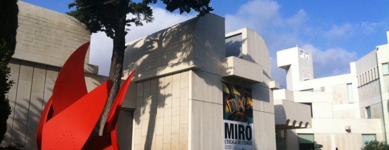 Fundació_Joan_Miro_outdoors_view_(2)
