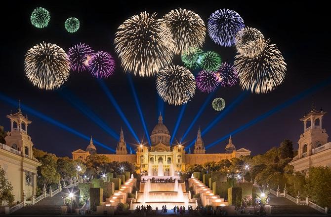 fiesta fin de año barcelona