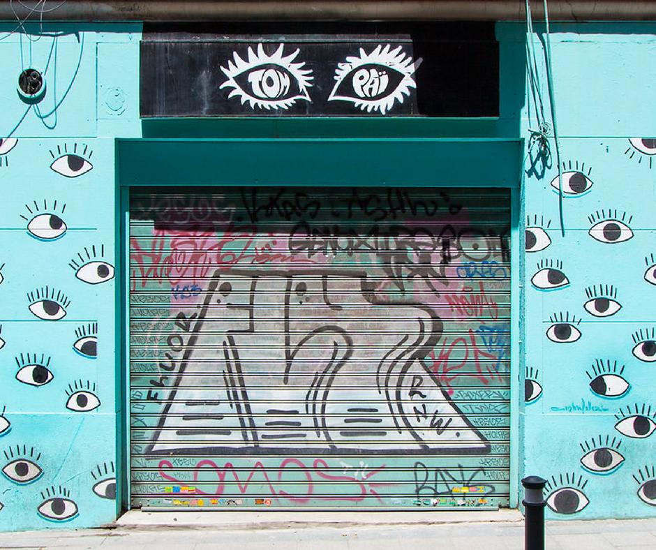 Tompai madrid streetart madrid
